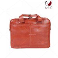 کیف اداری چرم طبیعی کد NL 898