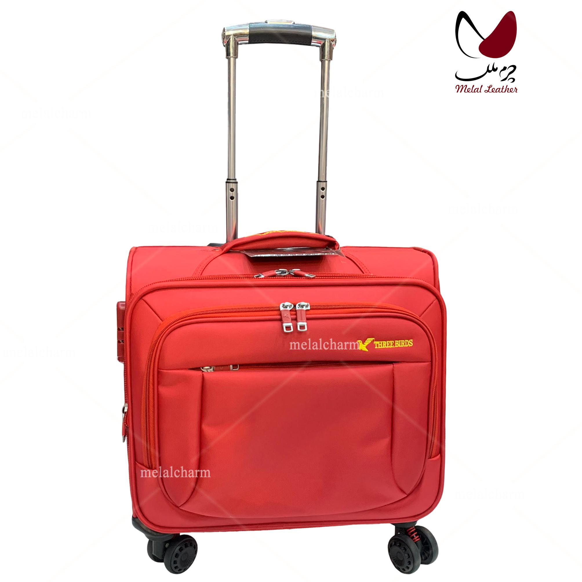 تولیدکننده چمدان خلبانی کد 801 قرمز
