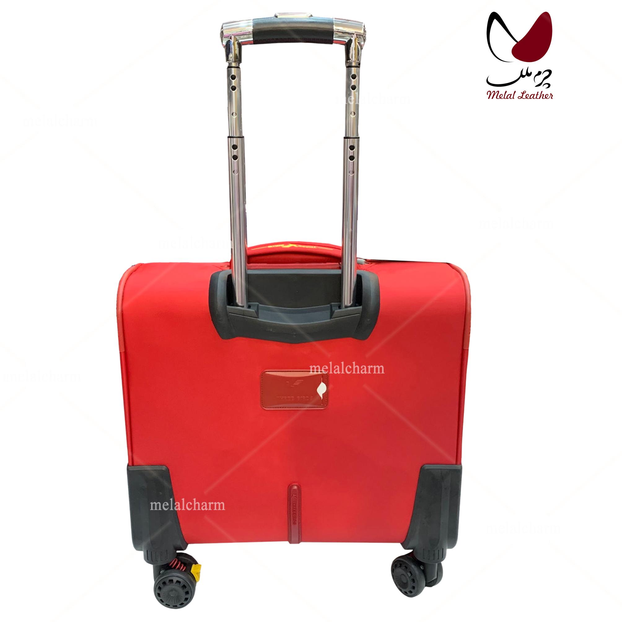 تولیدی چمدان خلبانی کد 801 قرمز