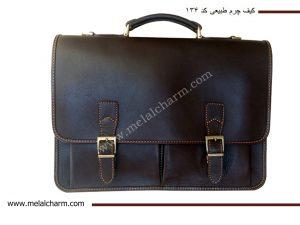 تولیدکننده کیف اداری چرم