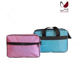 کیف بهداشتی دستی و دوشی در سایزهای مختلف با رنگبندی مدل 1010